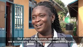 Download Women like Dr Gisele Mvumbi are saving lives around the world Video