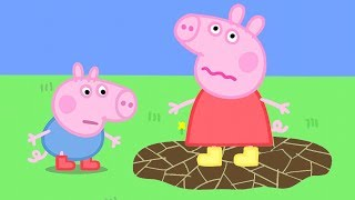 Download Peppa Pig Official Channel | Peppa Pig's Muddle Puddle Jump Video