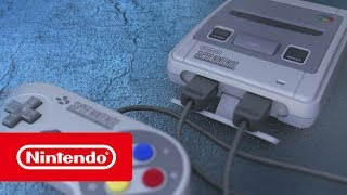 Download Nintendo Classic Mini: Super Nintendo Entertainment System - The console of a generation! Video