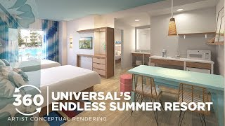 Download 360 VIDEO: Universal's Endless Summer Resort Video