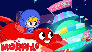 Download A Race In Space! UFO and Morphle - My Magic Pet Morphle | Cartoons For Kids | Morphle TV Video