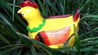 Download Trò Chơi Gà Vàng Đẻ Trứng – YELLOW CHICKENS LAY EGGS ❤ BIBI TV ❤ Video