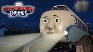 Download Hugo Is Treated Poorly By The Other Engines | Extraordinary Engines | Thomas & Friends Video