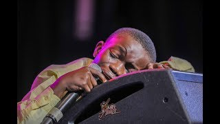 Download Benson Ken Is back with a Powerful Worship Medley - Talent Hunt 9. Video