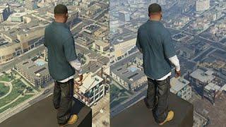 Download Grand Theft Auto V   PS3 VS PS4   Comparativa Video