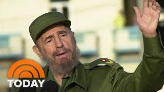 Download Fidel Castro, Cuba's Longtime Former Leader, Dies At 90 | TODAY Video