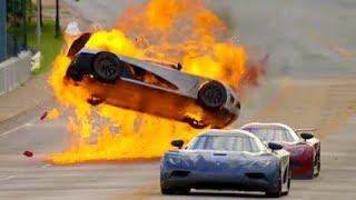 Download ULTIMATE Racing / Drifting Car Crash Fail Win MOMENTS Video