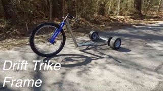 Download Building the Drift Trike Frame Video