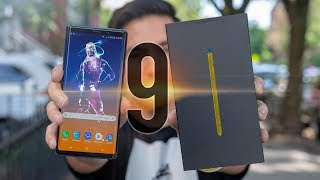Download Samsung Galaxy Note 9 Unboxing! Video