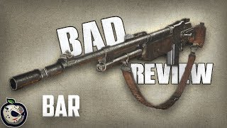 Download Bad Review: BAR - Call of Duty WW2 Bad Review on the BAR | Possibly Best Worst Gun? | Satire Review Video