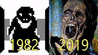 Download Evolution of Horror Games 1982-2019 Video