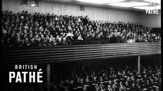 Download Dr. Adenauer Retires & Receives Freedom Of Berlin (1963) Video