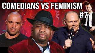 Download COMEDIANS vs FEMINISM & SJWs #7 (Bill Burr, Patrice O'Neal, Joe Rogan) Video