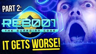 Download ReBoot The Guardian Code | Episodes 11-20 Review, Reaction and Thoughts - Bull Session Video