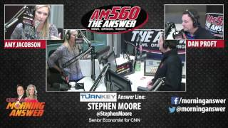 Download Chicago's Morning Answer - Stephen Moore - March 22, 2017 Video
