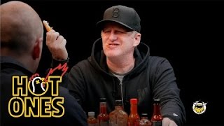 Download Michael Rapaport Talks LeBron James, Phife Dawg, & Reality TV While Eating Spicy Wings | Hot Ones Video