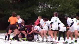 Download UNI WOMEN'S RUGBY VS NOTRE DAME NOV 2016 Video