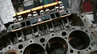 Download Sprint car engine autopsy re-edit. Video