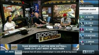 Download Boomer and Carton - Don't mess with Jerry Recco's family! Video