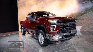 Download 2020 Chevrolet Silverado 2500/3500: First Look – PickupTrucks Video
