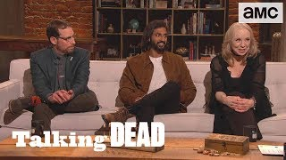 Download 'How Do the Whisperers Travel w/ the Dead Unnoticed?' Fan Questions Ep. 915 | Talking Dead Video