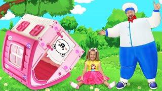 Download Sasha and Max sing Police song | Nursery Rhymes & Kids Songs Video