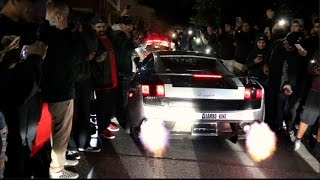 Download WE MADE IT ON THE NEWS! Even The Cops Couldn't Stop Us! Video