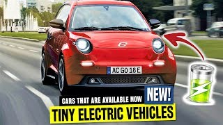 Download 10 Smallest Electric Cars for Commuting on the Cheap in 2020 Video