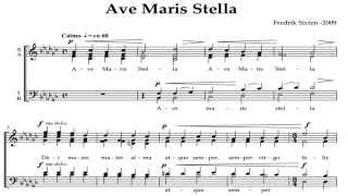 Download Ave Maris Stella by Fredrik Sixten Video