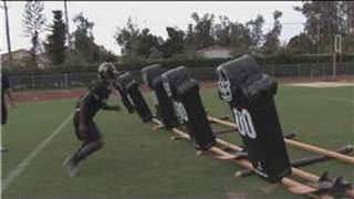 Download Football Tips : How to Become a Better Linebacker Video