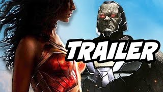 Download Wonder Woman Trailer Ares and Injustice 2 Darkseid Explained Video