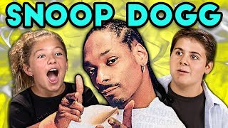 Download KIDS REACT TO SNOOP DOGG Video