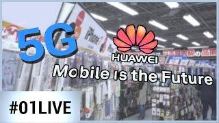 Download 01LIVE #121 : L'avenir de la 5G et visite du quartier d'Akihabara, émission spéciale depuis Tokyo ! Video