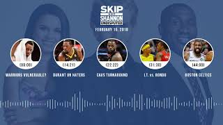 Download UNDISPUTED Audio Podcast (2.15.18) with Skip Bayless, Shannon Sharpe, Joy Taylor | UNDISPUTED Video