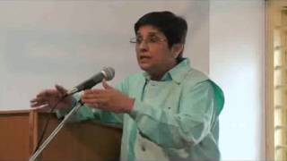 Download Lecture on Value Education by Dr Kiran Bedi, IPS Video