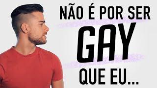 Download NÃO É POR SER GAY QUE EU... - Põe na Roda Video