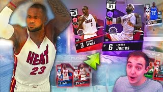 Download NBA 2K17 My Team EVEN BETTER NEW DYNAMIC DUOS! NASTY COMBOS! Video
