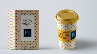 Download How to Design Mockup in Photoshop | Adobe Photoshop Tutorial Video