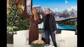 Download Ellen Wants to Throw an On-Air 50th Birthday Party for Jennifer Aniston Video