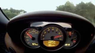 Download Porsche Boxster S 986 - Brutal acceleration sound and top speed 282 KM/H !!! HD Video