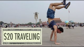 Download Beijing, China: Traveling for 20 Dollars a Day - Ep 4 Video