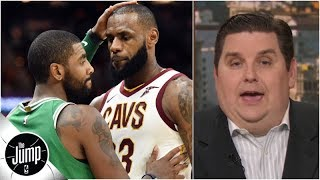 Download The Kyrie Irving-LeBron James phone call story, dissected | The Jump Video