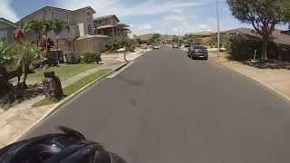 Download Longboarding Gopro downhill bomb and carve hawaii. Video