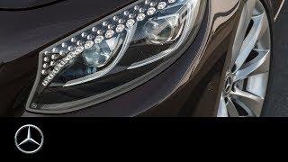 Download Car Talks: Mercedes-Benz S-Klasse Coupé Weltpremiere | me Future Talks | IAA 2017 Video