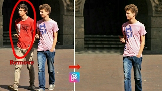 Download How to Remove object in Picsart | How to remove something in picsart Video