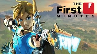Download 15 Minutes of Legend of Zelda: Breath of the Wild on Nintendo Switch Video