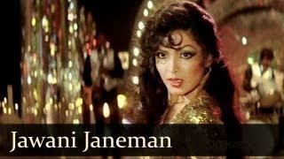 Download Namak Halaal - Jawani Janeman Haseen Dilruba - Asha Bhosle Video