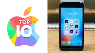 Download Top 10 iOS Apps of January 2017 Video