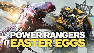 Download Power Rangers (2017) Easter Eggs, References and Trivia Video