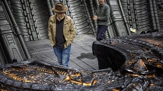 Download Adam Savage Behind the Scenes of Alien: Covenant! Video